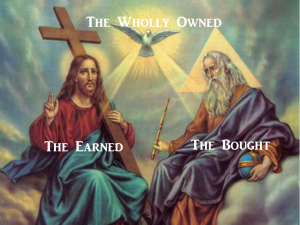 Blessed Trinity of media