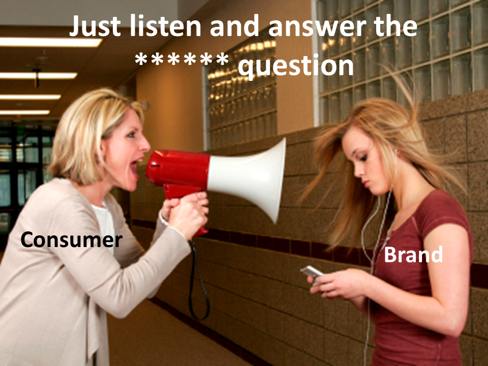 Just listen and answer the